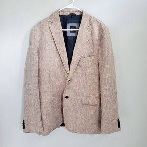 NWOT Hugo Boss Linen Sports Coat Blazer